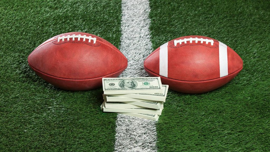 football wagering